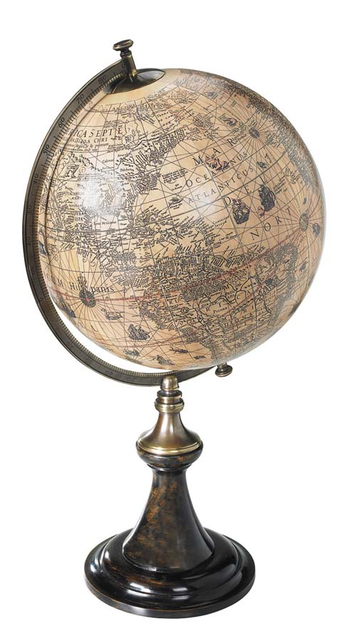 Old World Globes
