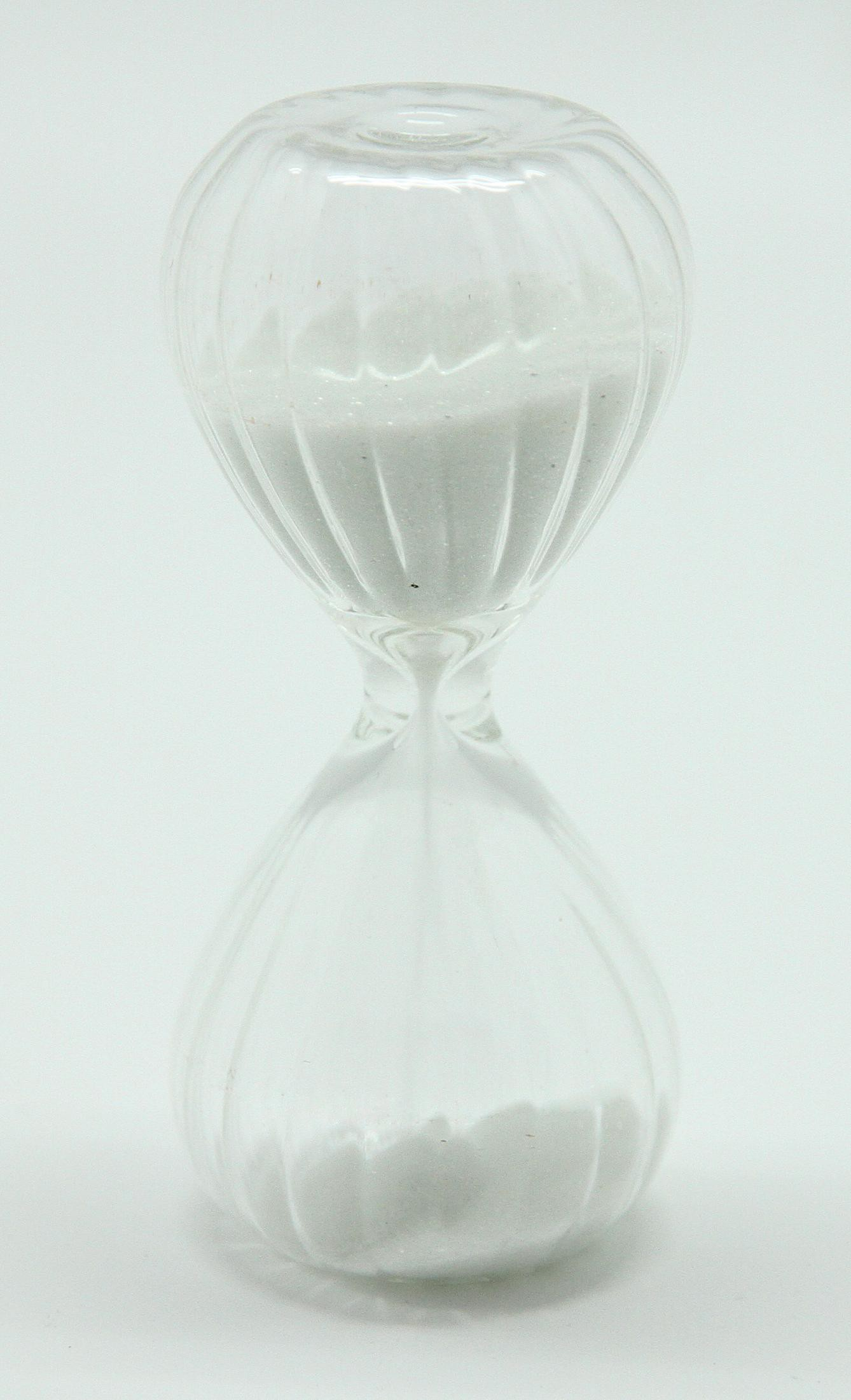 #ATD10 - 10 Minute Glass Sand Timer